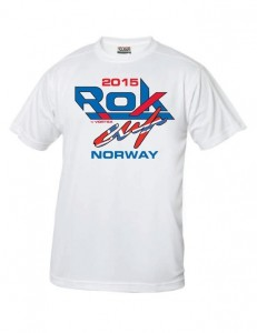T-shirt ROK Cup Norway 2015